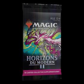 MAGIC: Booster Collector Horizons du Modern II FR