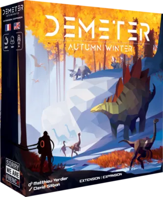 DEMETER : autumn winter