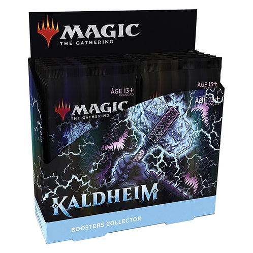 MAGIC : Boîte de Booster Collector KALDHEIM VF
