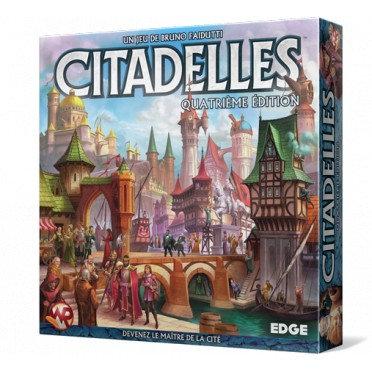 Citadelles 4ème EDITION
