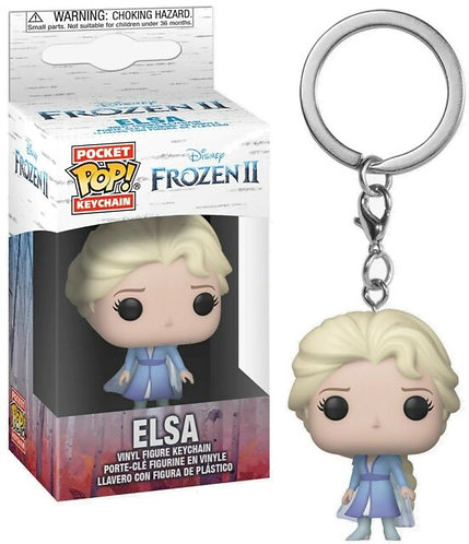 Figurine/porte-clés POCKET POP! ELSA
