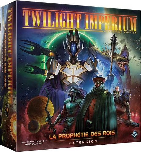 TWILIGHT IMPERIUM Ext. La Prophétie des Rois