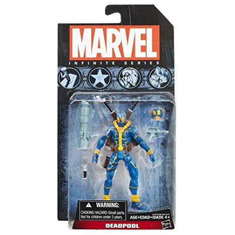 Figurine Marvel Infinite :DEADPOOL