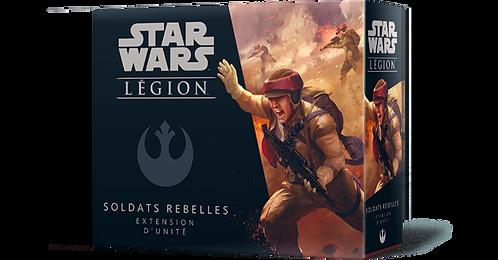 Star Wars LEGION : SOLDATS REBELLES - Extension d'Unité