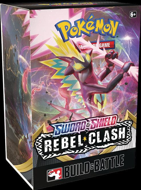 Pokémon Épée et Bouclier - Clash des Rebelles - Kit d'Avant-Première VF