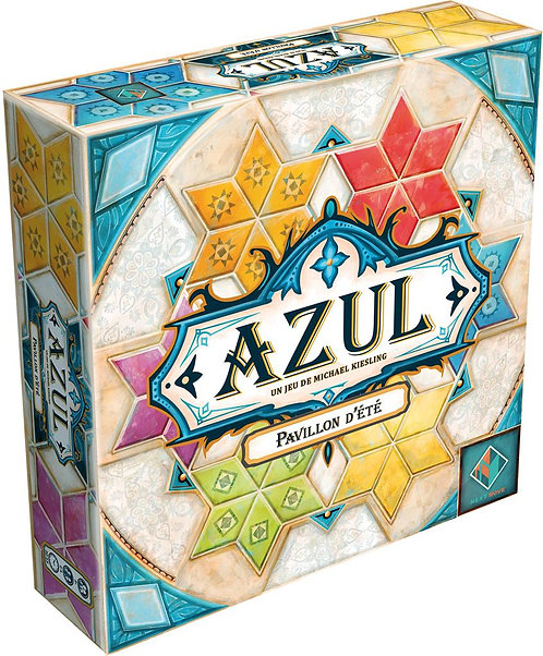 AZUL : PAVILLON D'ETE
