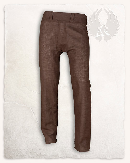 Pantalon RANULF Marron