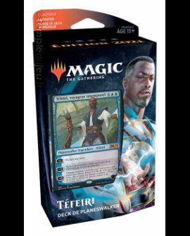 MAGIC : Deck de Planeswalker TEFEIRI M21 VF