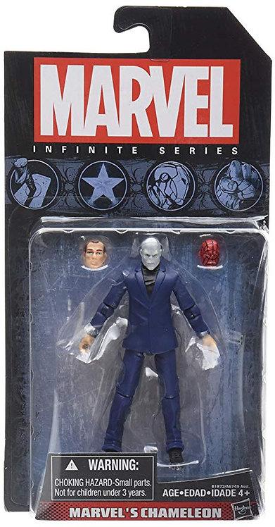 Figurine Marvel Infinite :Le CAMÉLÉON