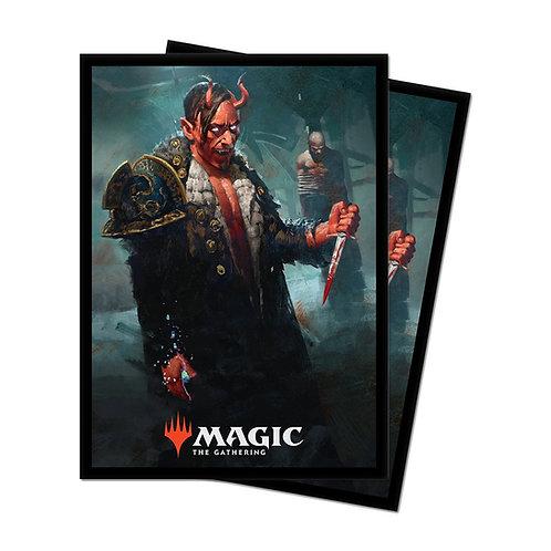 100 Sleeves Ultra Pro - MAGIC Kaldheim 1