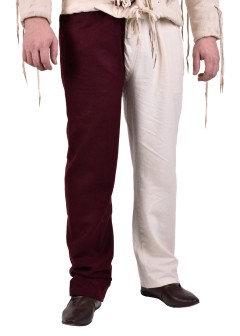 Pantalon Jambe unique Noire