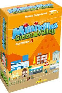 MINIVILLES : Extension Green Valley