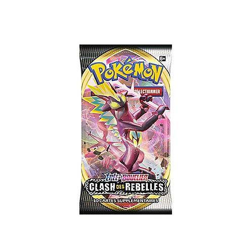 Pokémon Épée et Bouclier - Clash des Rebelles - Booster