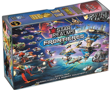STAR REALMS : FRONTIERES