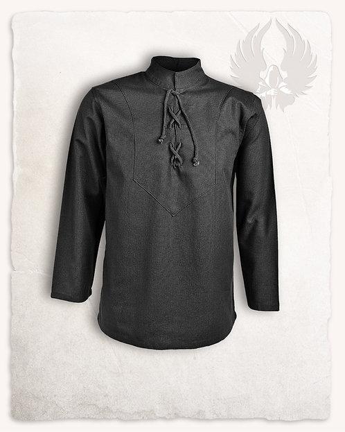 Chemise LEOMAR noire