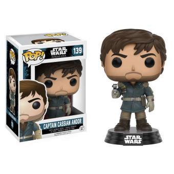 Figurine POP! Captain Cassian Andor