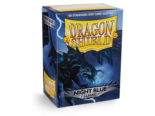 Dragon Shield NIGHT BLUE CLASSIC