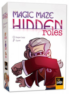 MAGIC MAZE Ext Hidden Roles