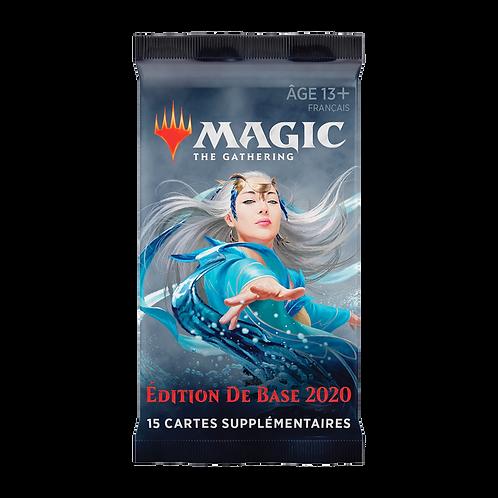 Magic Booster édition de base 2020