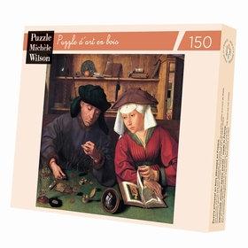 Puzzle Michèle Wilson - Le Prêteur Et Sa Femme METSYS 150 P