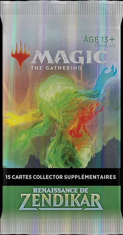 MAGIC : Booster Collector LA RENAISSANCE DE ZENDIKAR VF