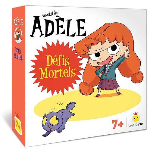 MORTELLE ADELE - Défis Mortels