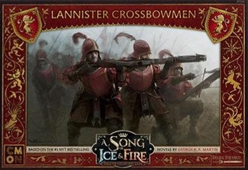 LE TRÔNE DE FER : Le Jeu De Figurines, Arbalétriers Lannister