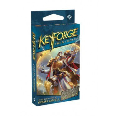 Keyforge l'AGE de L'ASCENSION - Deck