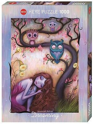 Puzzle DREAMING - Wishing Tree 1000 Pièces
