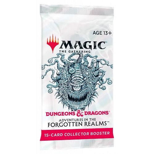 MAGIC: Booster Collector  D&D Forgotten Realms