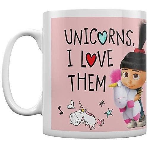 DESPICABLE ME 3 Official Mug Unicorns