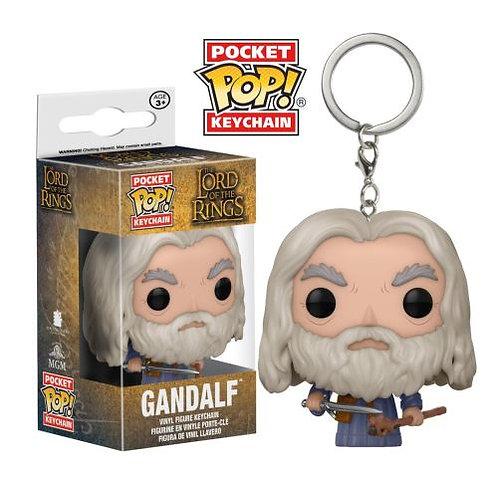 Figurine/porte-clés POCKET POP! GANDALF