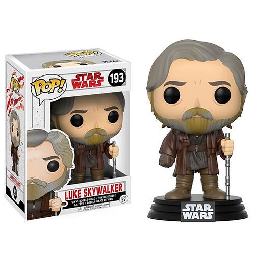 Figurine POP! Luke Skywalker -193