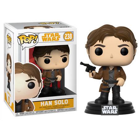 Figurine POP! Han Solo - 238