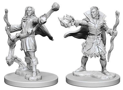 D&D Figurines ELF MALE SORCERER