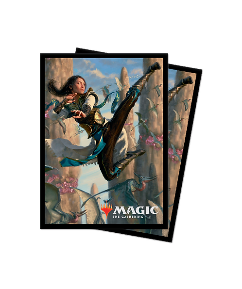 MAGIC : Protections de Cartes IKORIA La Terre des Béhémots V3
