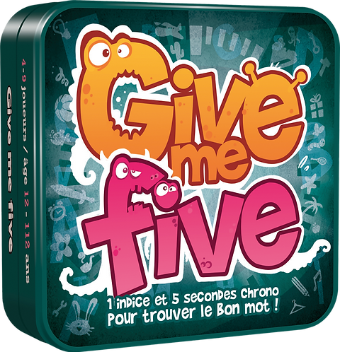 GIVE ME FIVE