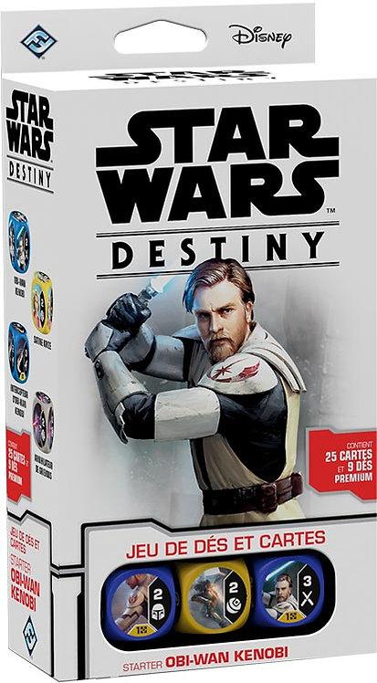 Star Wars DESTINY Starter Obi-Wan Kenobi