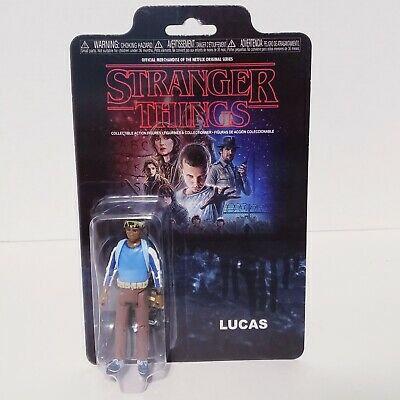 STRANGER THINGS Figurine LUCAS