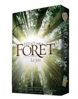 Il Etait Une Forêt - Le Jeu