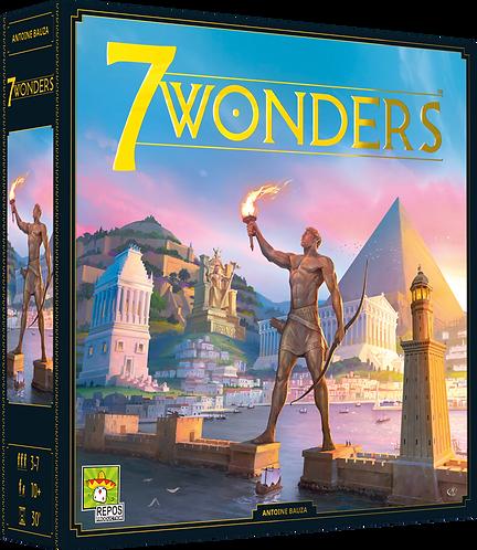 7 WONDERS SECONDE EDITION