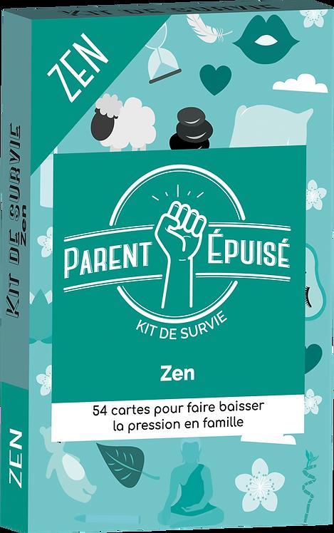 KIT DE SURVIE PARENT EPUISE - ZEN