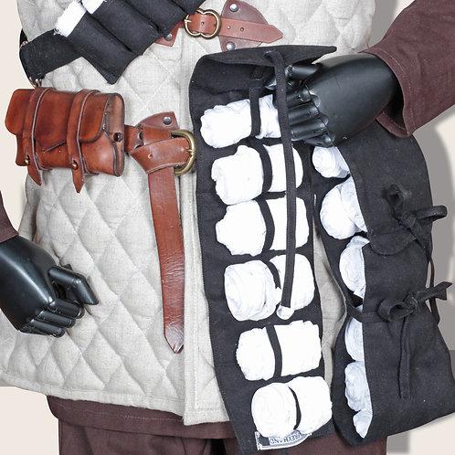Pochette Bandage KHAYA Noir