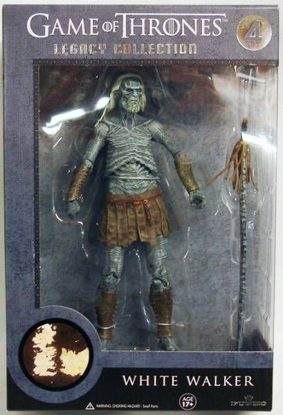 GAME OF THRONES Legacy Collection WHITE WALKER