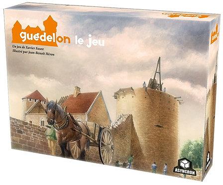 Guédelon - Le Jeu