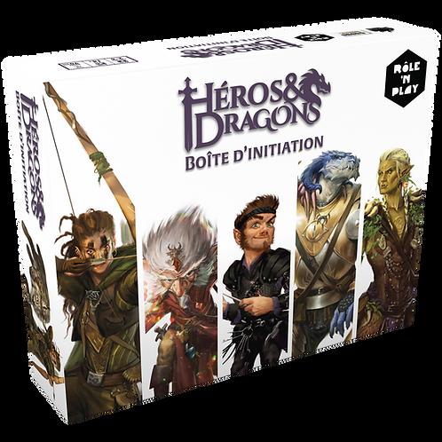 HEROS ET DRAGONS : BOITE D'INITIATION