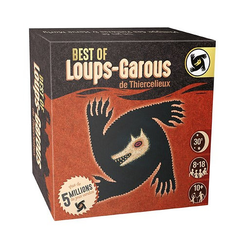 LOUPS-GAROUS de Thiercelieux : BEST OF