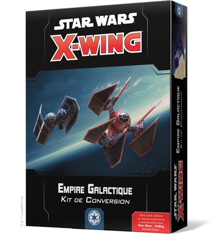 Star Wars X-Wing - Empire Galactique - Kit de conversion