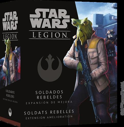 Star Wars LEGION : Soldats Rebelles - Extension Amélioration