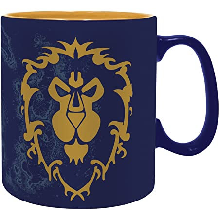 Mug WORLD OF WARCRAFT FOR THE ALLIANCE!